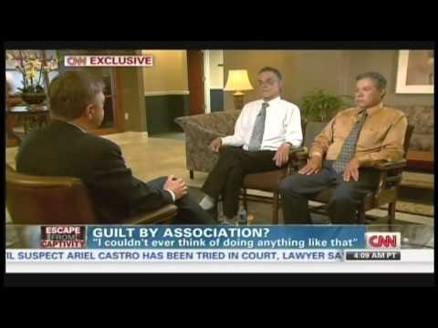Ariel Castro's Brothers Pedro and Onil Castro Interview (May 13, 2013)