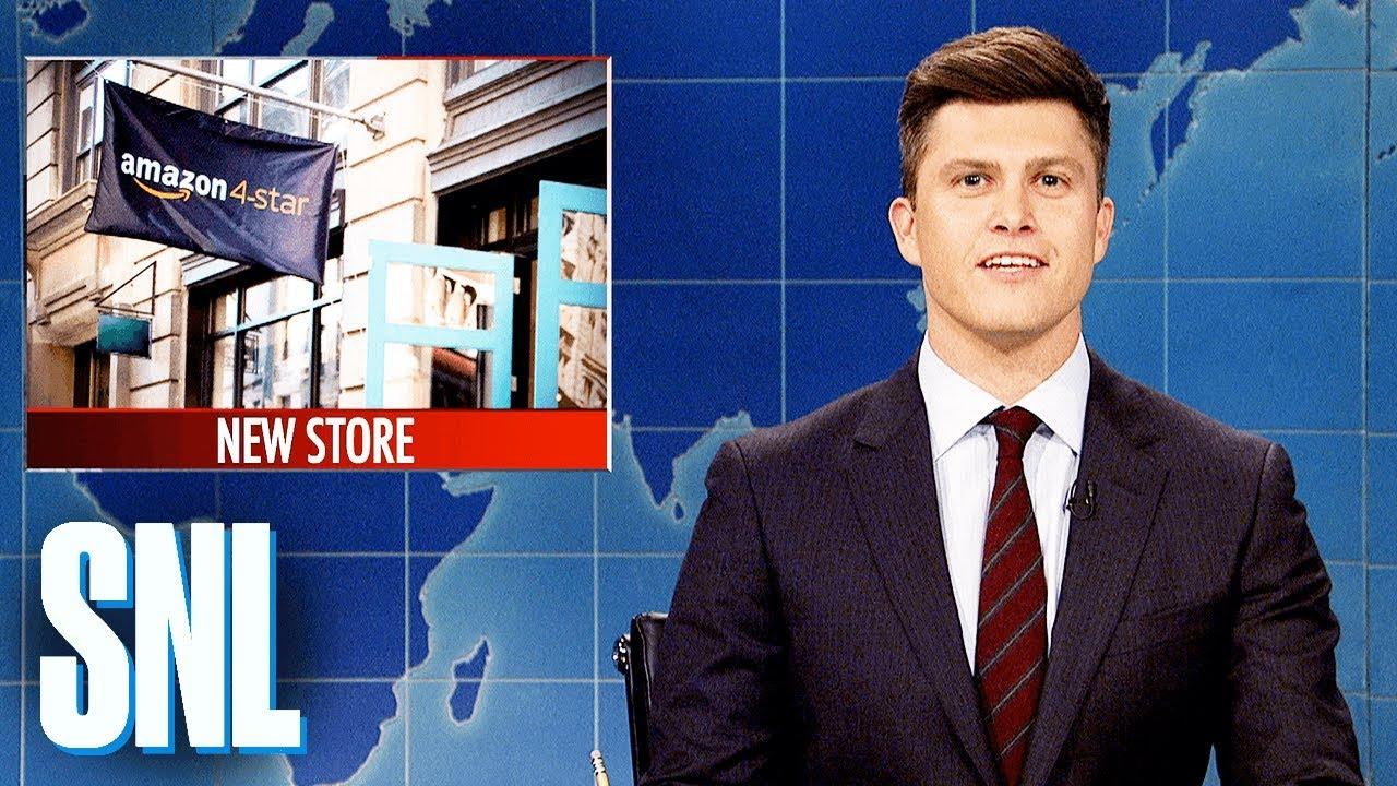Weekend Update: Amazon 4-Star - SNL