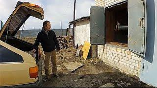 МЕГА в Федяково, часть 1 || Богородскторф в Зелёном Долу || Автобот сломался на трассе