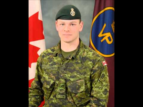 Fallen Canadian Soldiers from War in Afghanistan - Lest we Forget 2014