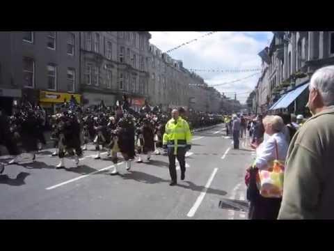 4th Battalion Royal Regiment of Scotland. The Highlanders