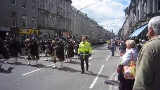 4th Battalion Royal Regiment of Scotland. The Highlanders