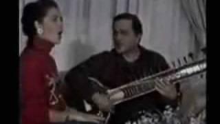 عازار حبيب و داليدا رحمة : من  مين بدي أسرقك من مين
