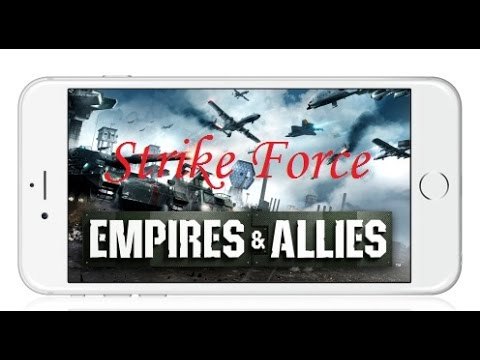 Empires & Allies Mobile - Strike Force