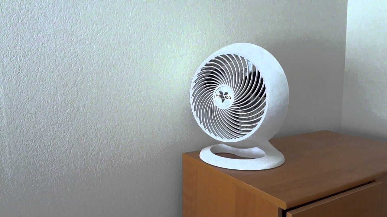 Vornado 660 Circulator : Vornado air circulator in white youtube