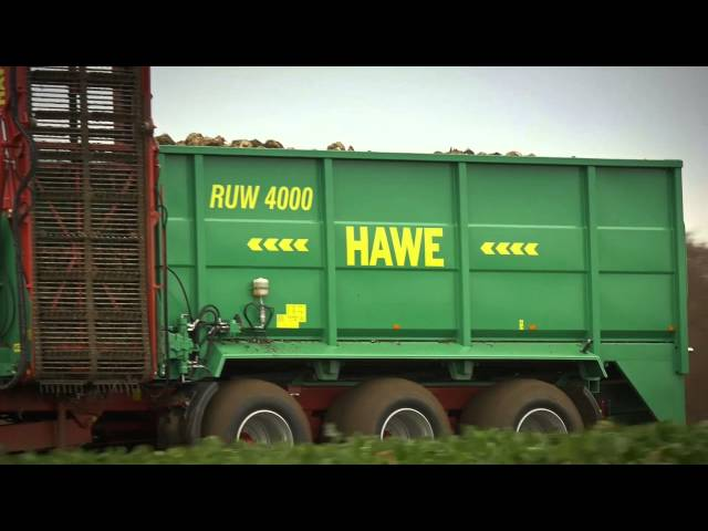 HAWE Rübenüberladewagen RUW