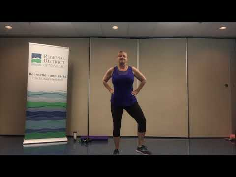 Strength and Stretch with Pauline Vandermoor