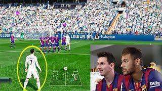 JOGADORES FAMOSOS JOGANDO FIFA!!! (COM MESSI, NEYMAR, POGBA)