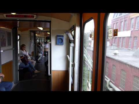 WSW-Wuppertal - Die Wuppertaler Schwebebahn [1080p-HD]