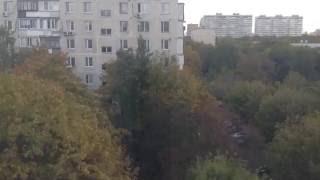 Московская погода!