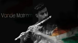 VANDE MATRAM FLUTE COVER / REPUBLIC DAY SPECIAL / [ use headphones] / Dedicated to indian army /