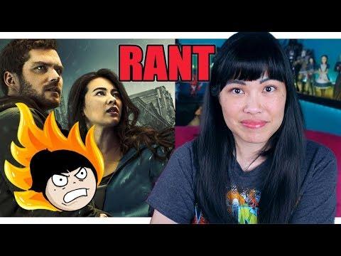 Iron Fist Season 2: An SJW Redemption Story SPOILER RANT