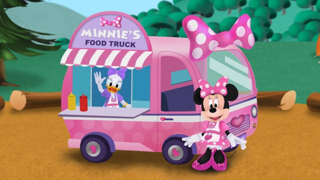 Free minnie mouse red joy studio design gallery best for Food truck design app