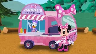 Minnie Maus App: Minnie's Food Truck Spiel für Kinder (English)