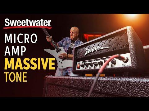 Diezel VH Micro 30-watt Guitar Amp Demo