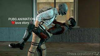 PUBG ANIMATION-: love in pubg (story) SFM animation...#Loveinpubg#pubganimation #shivacreationyt