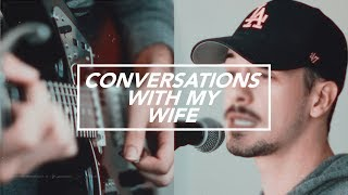 Conversations with my Wife - Jon Bellion HTHAZE Cover