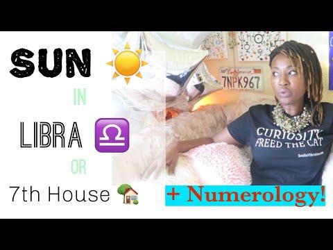 ☀️♎️ Sun In Libra + Numerology Life Path || #Libra #Astrology #Numerology #Life #Path
