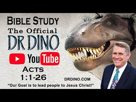 Dr. Kent Hovind 11-16-17 Bible Study Acts 1 How NOT to make decisions
