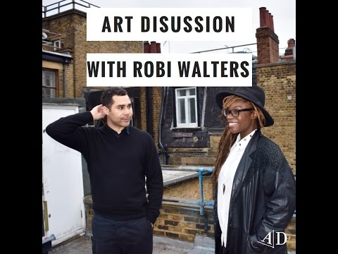 Art Discussion: Adelaide Damoah in Conversation with Robi Walters