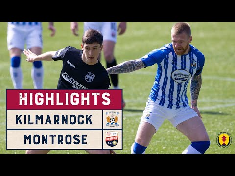 Kilmarnock Montrose Goals And Highlights