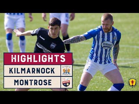 Kilmarnock Montrose Goals And Highlights