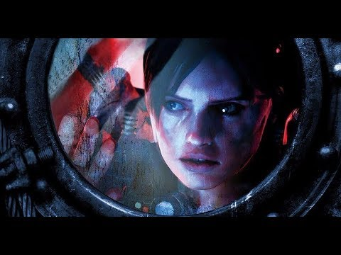 Resident Evil Revelations - RAID MODE /CHASM /STAGE 17 /Rank S/ Trinity /Tsolovvv /Solo Play