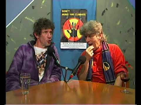 Hans Plomp in gesprek met Paul Schaaps uitz.15nov 2000