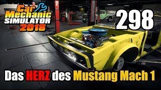 Auto Werkstatt Simulator 2018 ► CAR MECHANIC SIMULATOR Gameplay #298 [Deutsch|German]
