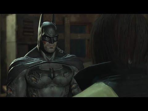 Batman: Return to Arkham - Arkham City Enigma Conundrum Side Mission 4th Hostage