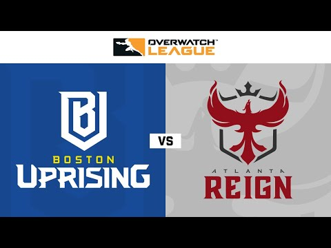Atlanta Reign vs Boston Uprising vod