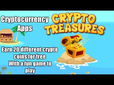 Best Cryptocurrency free on Crypto treasure