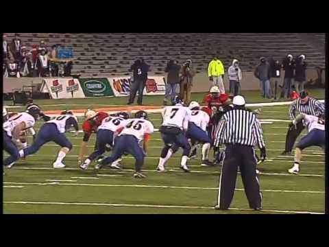 2010 IHSA Boys Football Class 3A Championship Game: Carthage (Illini West) Vs. Stillman Valley