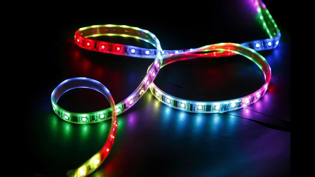 The Best Cheap Led Light Strip Youtube