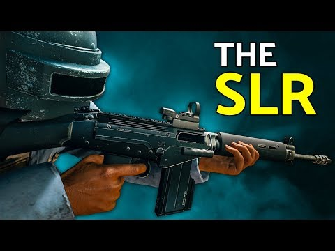 PUBG | Can You Rapid Fire the SLR?  (Suppressed M24 + SLR Gameplay)