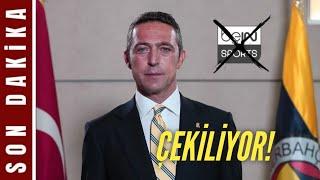 Fenerbahçe Süper Ligden Çekiliyor