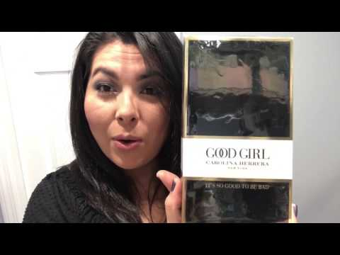 Unboxing and Review of Carolina Herrera Perfume