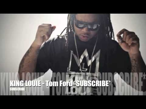King Louie - Tom Ford (WITH LYRICS)