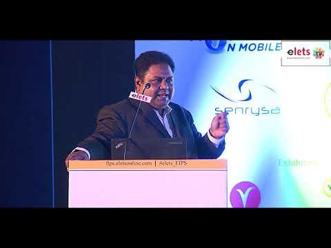elets FIPS 2015 - Mohan Chandrasekaran, Founder & CEO, AdStringo Software Pvt Limited