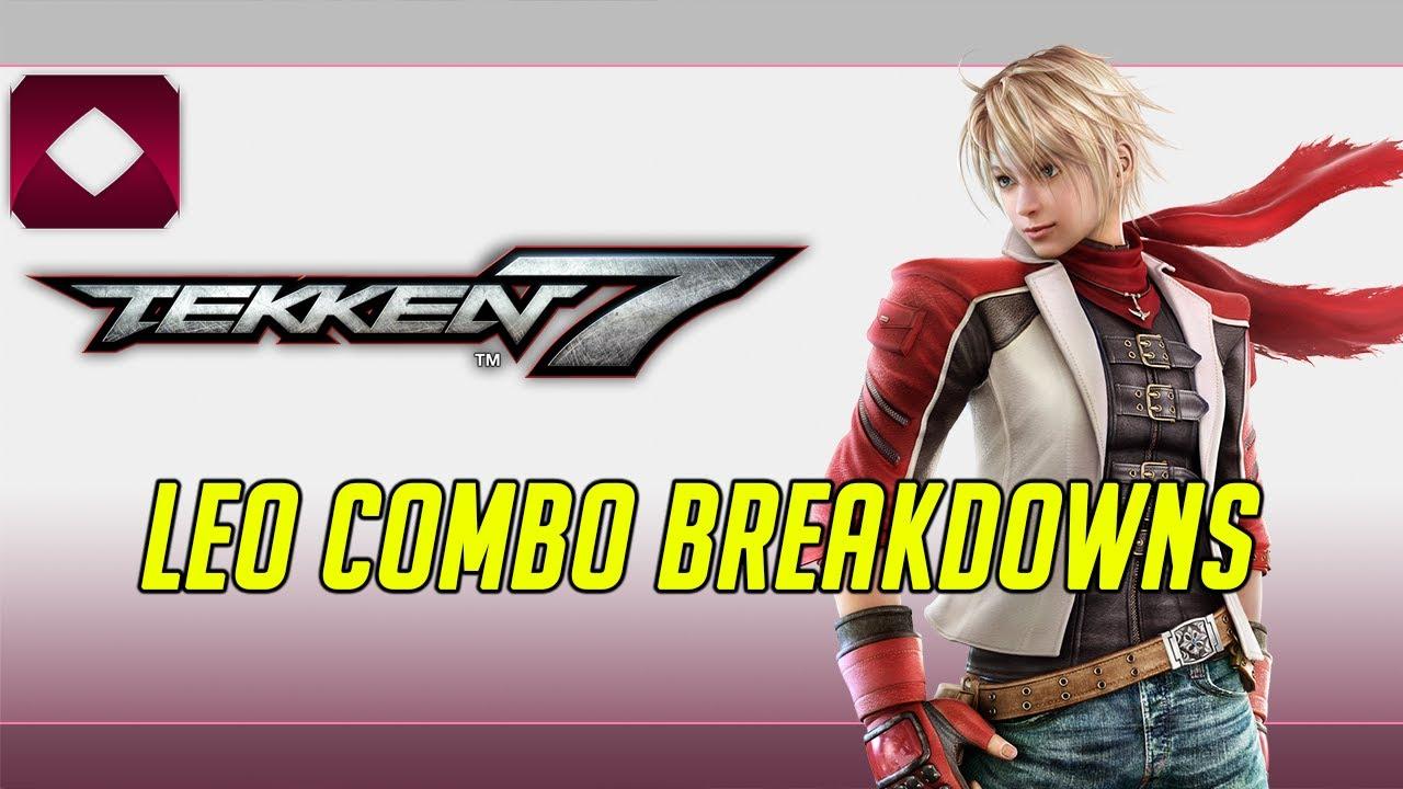 Tekken 7 character ++guide++ & ++tips++ Red Bull Games