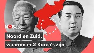 Twee Korea's, maar hoezo? | NOS op 3