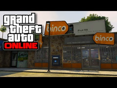 GTA 5 Online - Customized Premade Outfits + Dressing Rooms! - Clothing Store Feature! (GTA V)