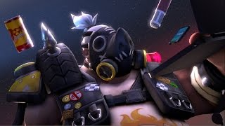 The Hook Aimbot! Roadhog - The Best Hero In Overwatch