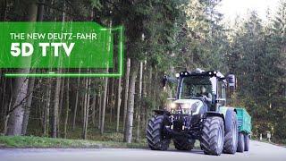 DEUTZ-FAHR 5D TTV - Walkaround