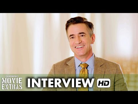 Dirty Grandpa (2016) Behind the Scenes Movie Interview - Dermot Mulroney is 'David Kelly'