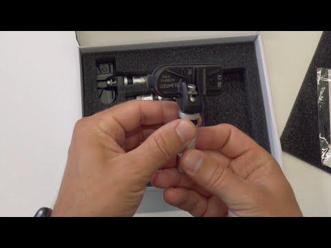 Распаковка Slimtec TPMS X5i датчики давления в шинах для установки внутри колеса