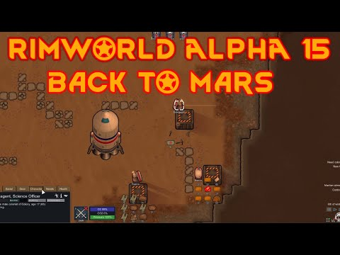 Rimworld alpha 15 mars mod v2   Back on mars   Rimworld mars mod gets air