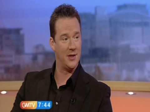 Russell Watson on GMTV 3/12/2009