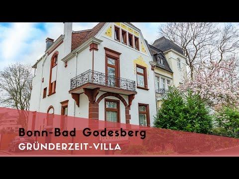 Bonn - Bad Godesberg   Gründerzeit-Villa zu kaufen   Garage   keine Käuferprovision   2017