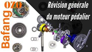 Révision générale moteur pédalier BAFANG - démontage Remontage Entretien